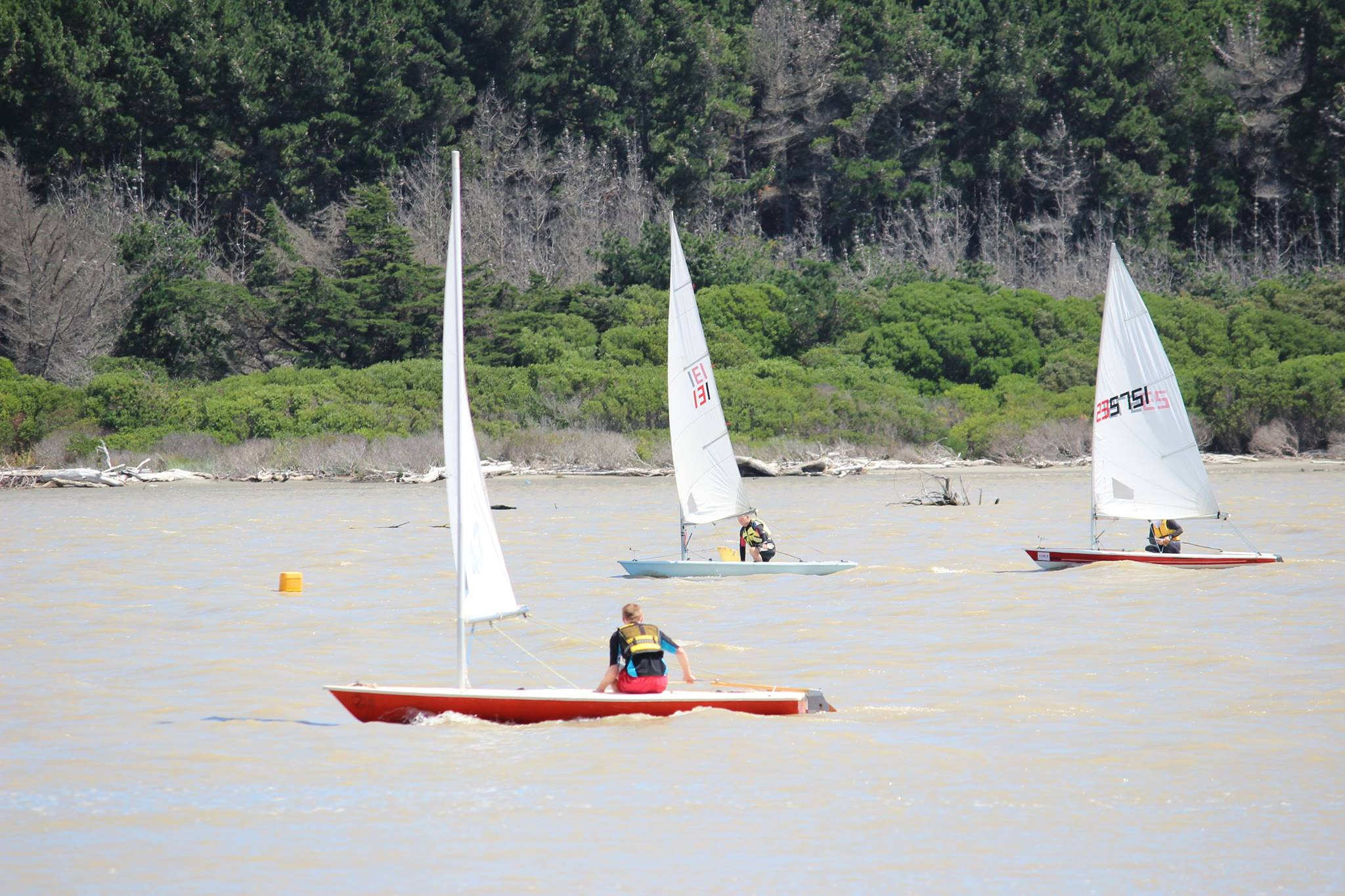 S6 Sailing coaching